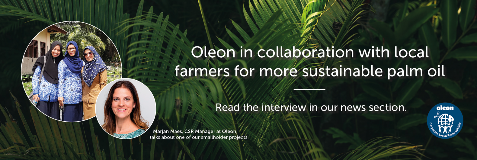 Interview Smallholder Projects Sustainable Palm Oil
