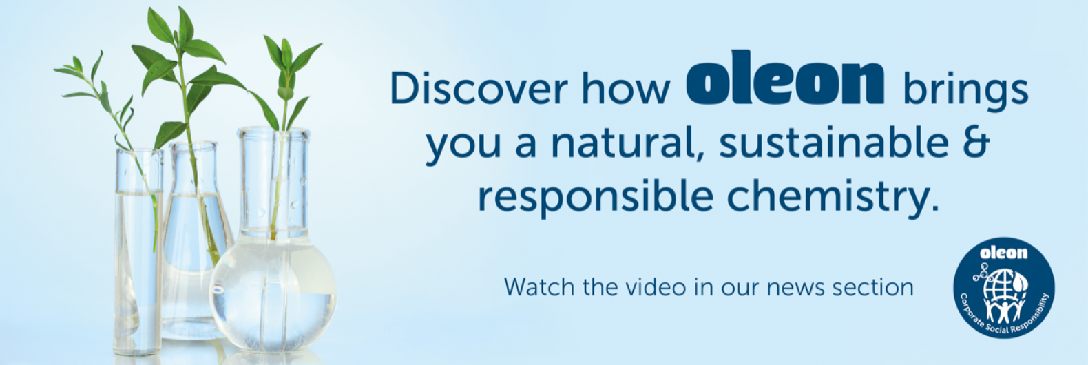 Natural, sustainable and responsible chemistry
